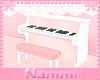 Twin girls scaled piano