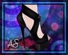 AS|Black Classy Heels