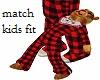 kids Christmas Bear