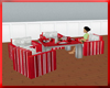 g3 Candy Cane Seating