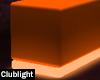 Orange Neon Seat