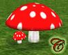 Mushrooms Seat