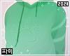 Paw Hoodie | Green