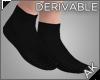 ~AK~ Cozy Short Socks