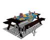 [DJ]Picnic Burger Table