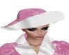 Pinkette Hat