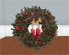 (20D) Christmas wreath