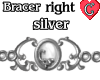 Bracer1 Silver RIGHT