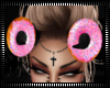 D3VY- Donut Horns -Pink-