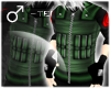 !T Leaf jounin vest [M]
