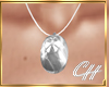 CH Trigger Neclace Femme