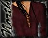 NE~ Vampire Winered top