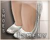 [Is] Diamonds High Heels
