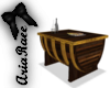 Hamilton Barrel Table