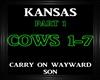 Kansas~Carry On WS 1