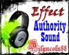 ~AUTHORITY SOUND EFFECT~