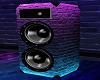 Neon Speakers