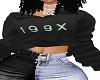 199X sweater