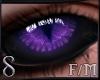 -S- Supernatural Violet