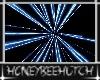 HBH Laser Show Blue