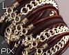 !!P ⏩ Bracelets (L) M