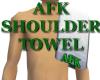 [AFK]AFK Towel
