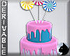 !Lollipop Cake