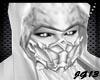 White Assassin Mask
