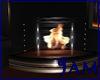 J!:Rainy Nite Fireplace