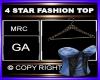 4 STAR FASHION TOP