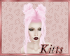 Kitts* Baby Pink Ariel