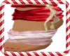 Christmas Foot wraps