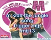 mkids the jugle song