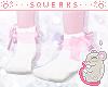 [S] Kids Bow Socks