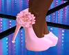 FG~ Flora Heels Pink