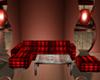 red sofa dance