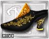 [M] Abira Slippers Black