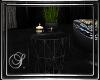 (SL) Onyx Side Table
