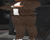 Stem Brown SweatSuit