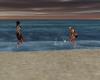 Water Splash fight