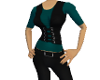 LL: Vest and pant outfit