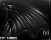 ᴍ | Latex Batwings