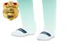 shoes suit  tricolor