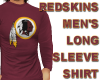 REDSKINS LONG SLEEVES