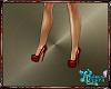 Valentina Red Heels