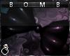 B! Black Bow PVC - M/F