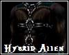 Hybrid Alien Harness Top