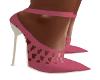 Lupe Pink Heels