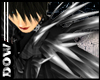 D0W RockGlam Feathers BW