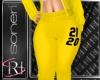VSV yellow pants